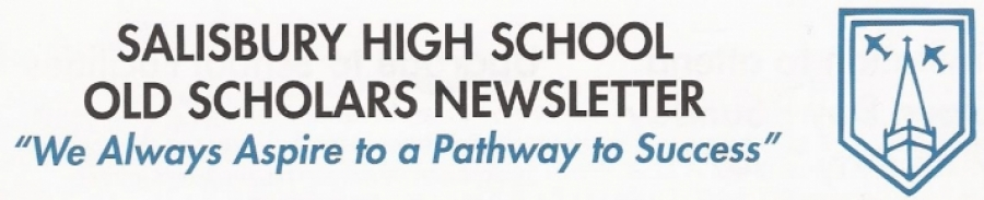 Old scholar newsletter